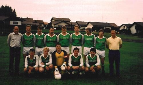 2te_Mannschaft 1987