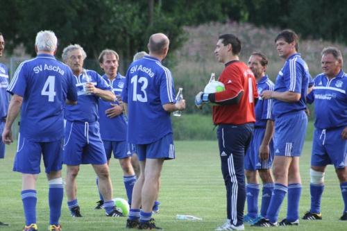 AH-Spiel SV Ascha- SC Michelsneulirchen 110