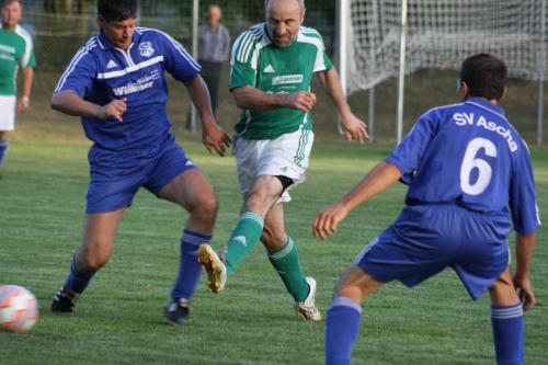 AH-Spiel SV Ascha- SC Michelsneulirchen 121