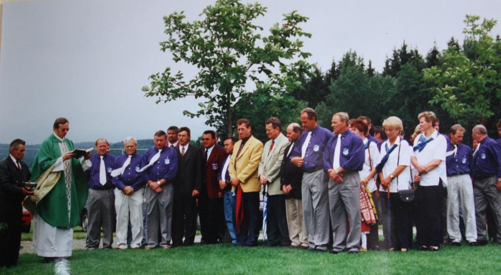 Einweihung Sportzentrum Juli 1998 001