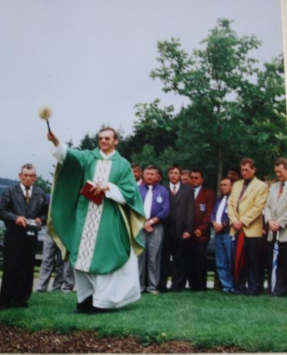Einweihung Sportzentrum Juli 1998 002