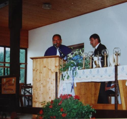 Einweihung Sportzentrum Juli 1998 004
