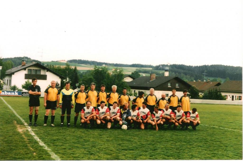 Mannschaft Ascha-Kydne