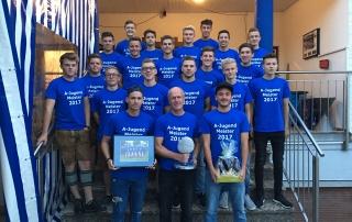 A-Jugend Meister SV Ascha