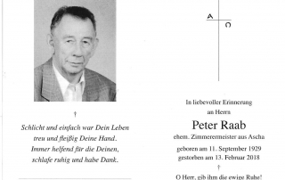 Peter Raab