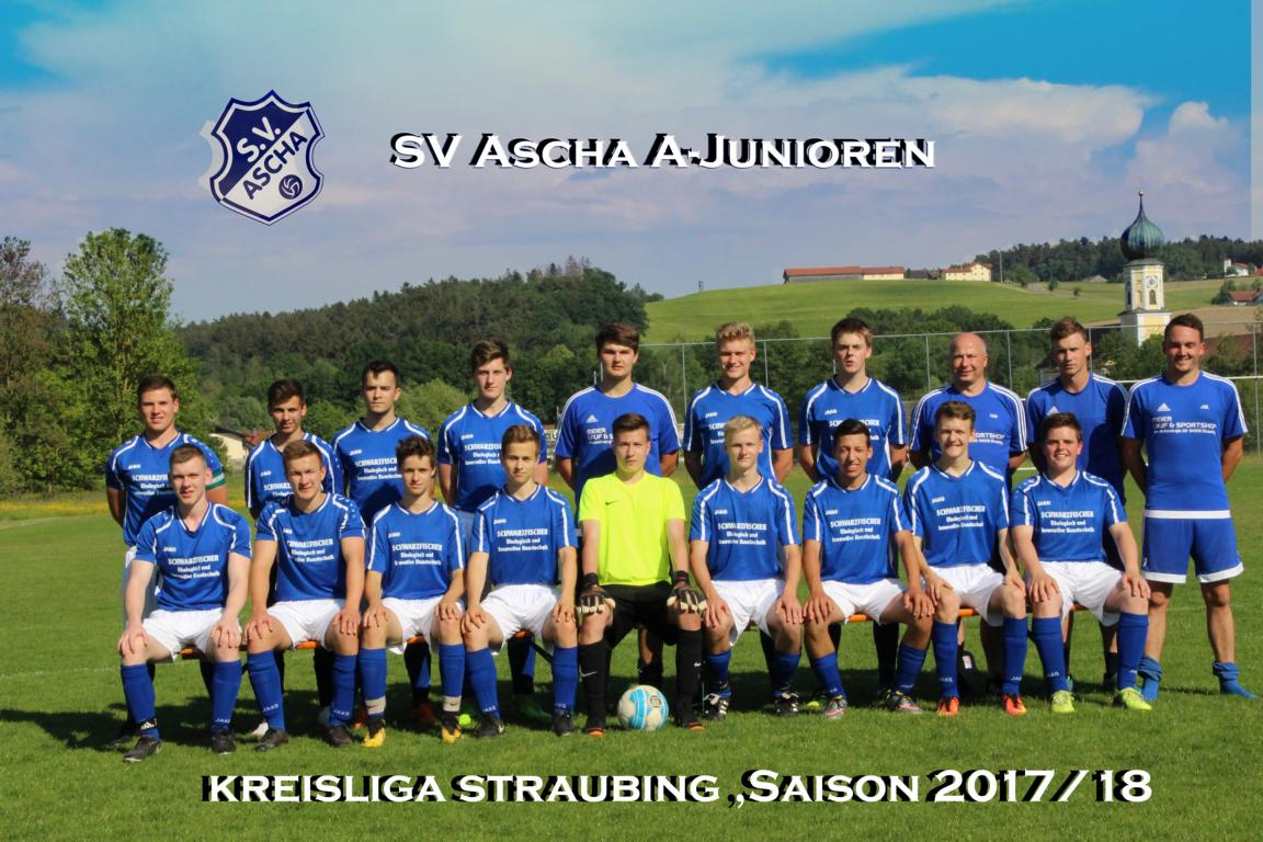 A-Junioren 2017-18 Kopie