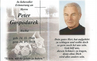 Peter Gospodarek