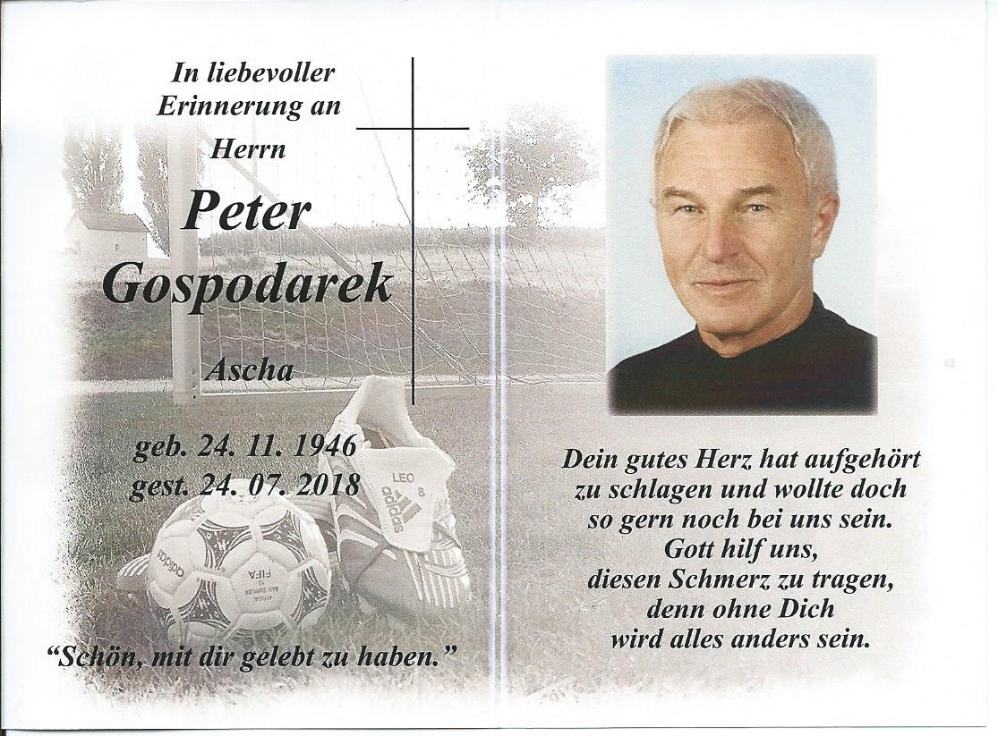 Peter Gospodarek