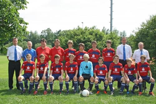 C-Junioren 2010/2011