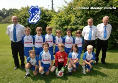 F-Junioren 2009/2010