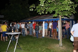 Sportfest 2012 -2. Volkfest-Warm-Up-Party