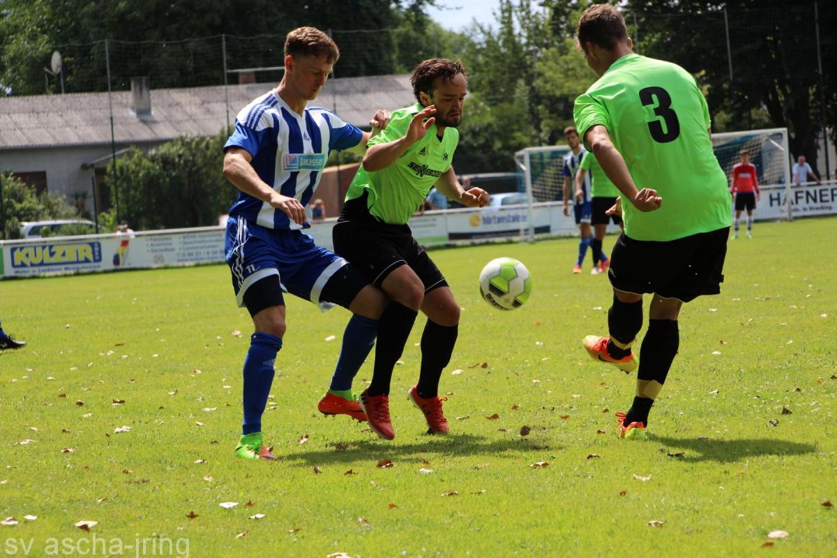 1.Spieltag,  DJK Straubing - SV Ascha