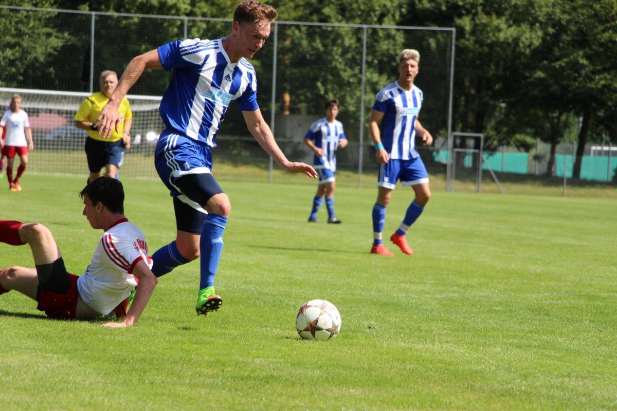 2. Spieltag: SV Ascha-FC Alburg