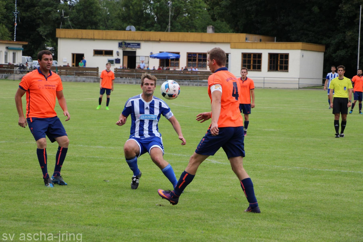 3. Spieltag ,SpVgg SR -  SV Ascha