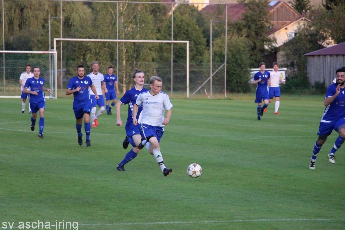 6. Spieltag: SV Ascha- SG Bogen