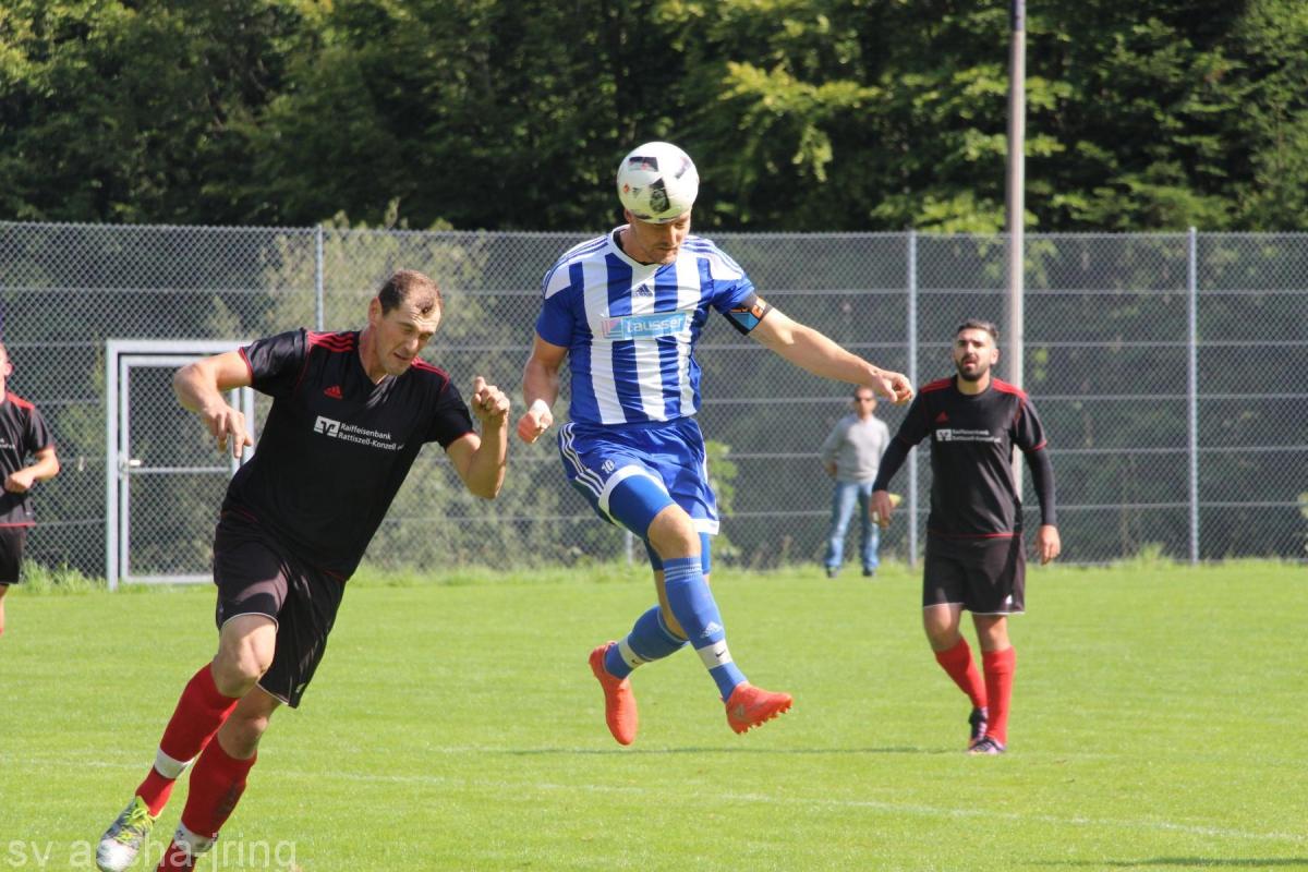7. Spieltag, Zinzenzell- SV Ascha