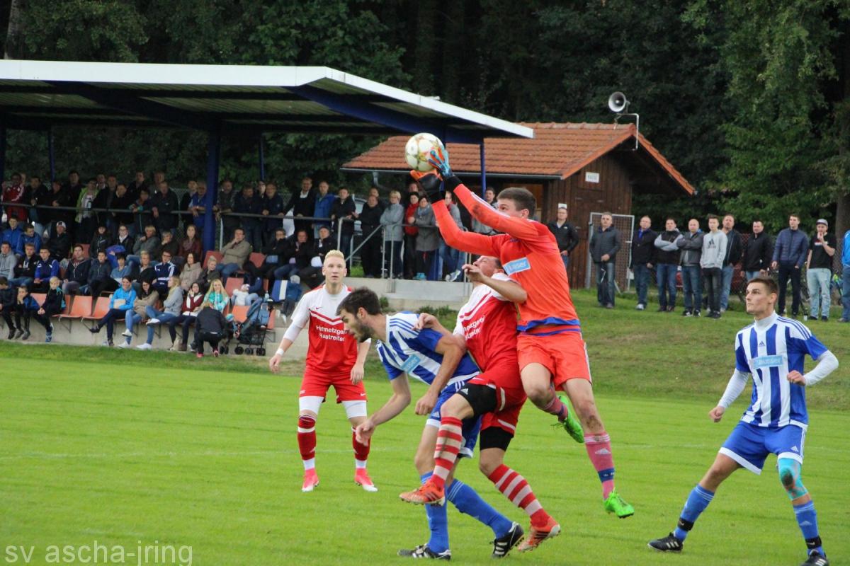 8.Spieltag; SV Ascha-SV Neukirchen