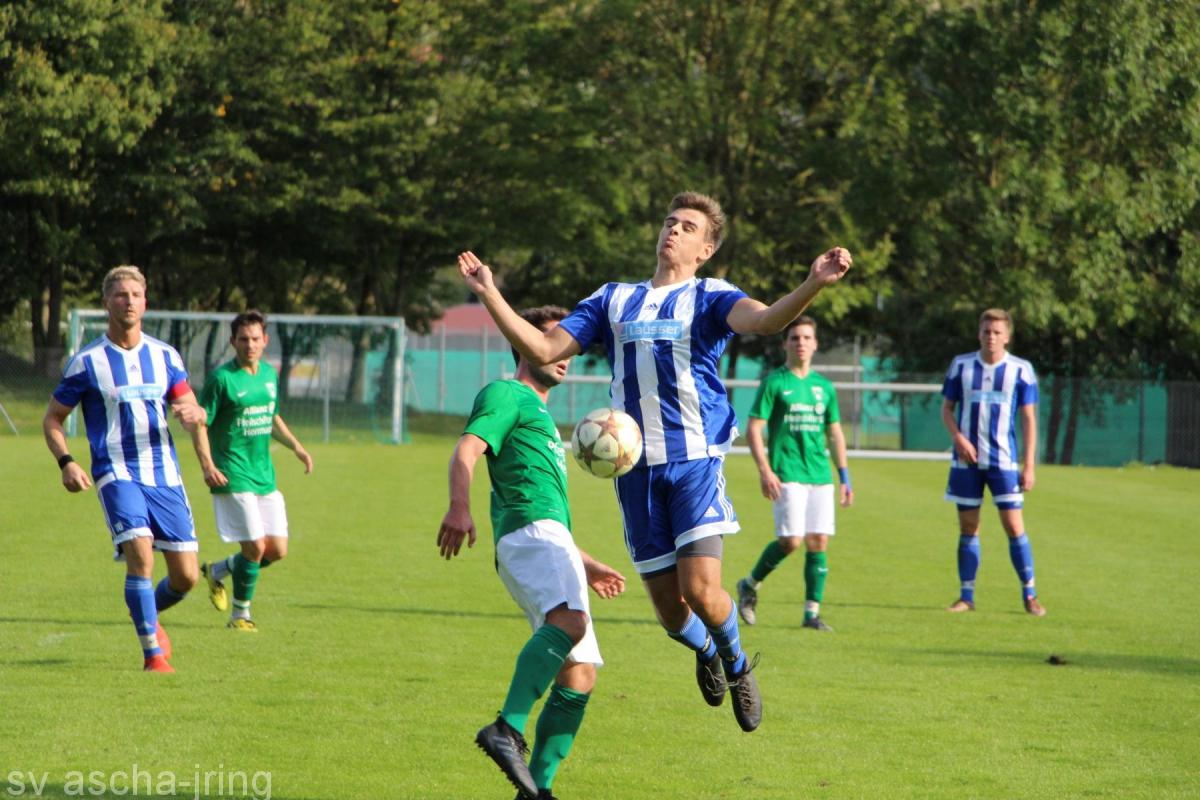 10.Spieltag, SV Ascha- RSV Ittling