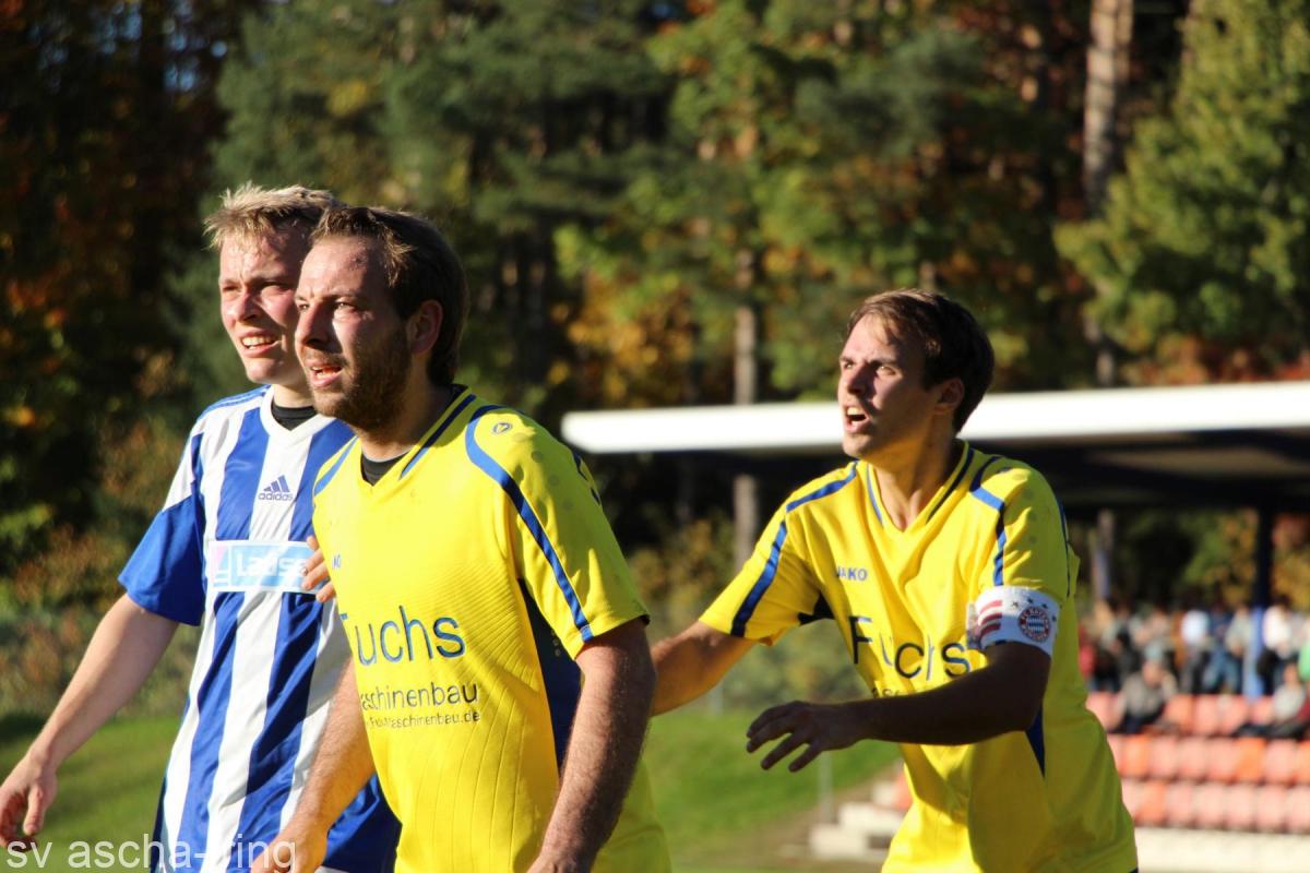13.Spieltag:SV Ascha- TSV Stallwang