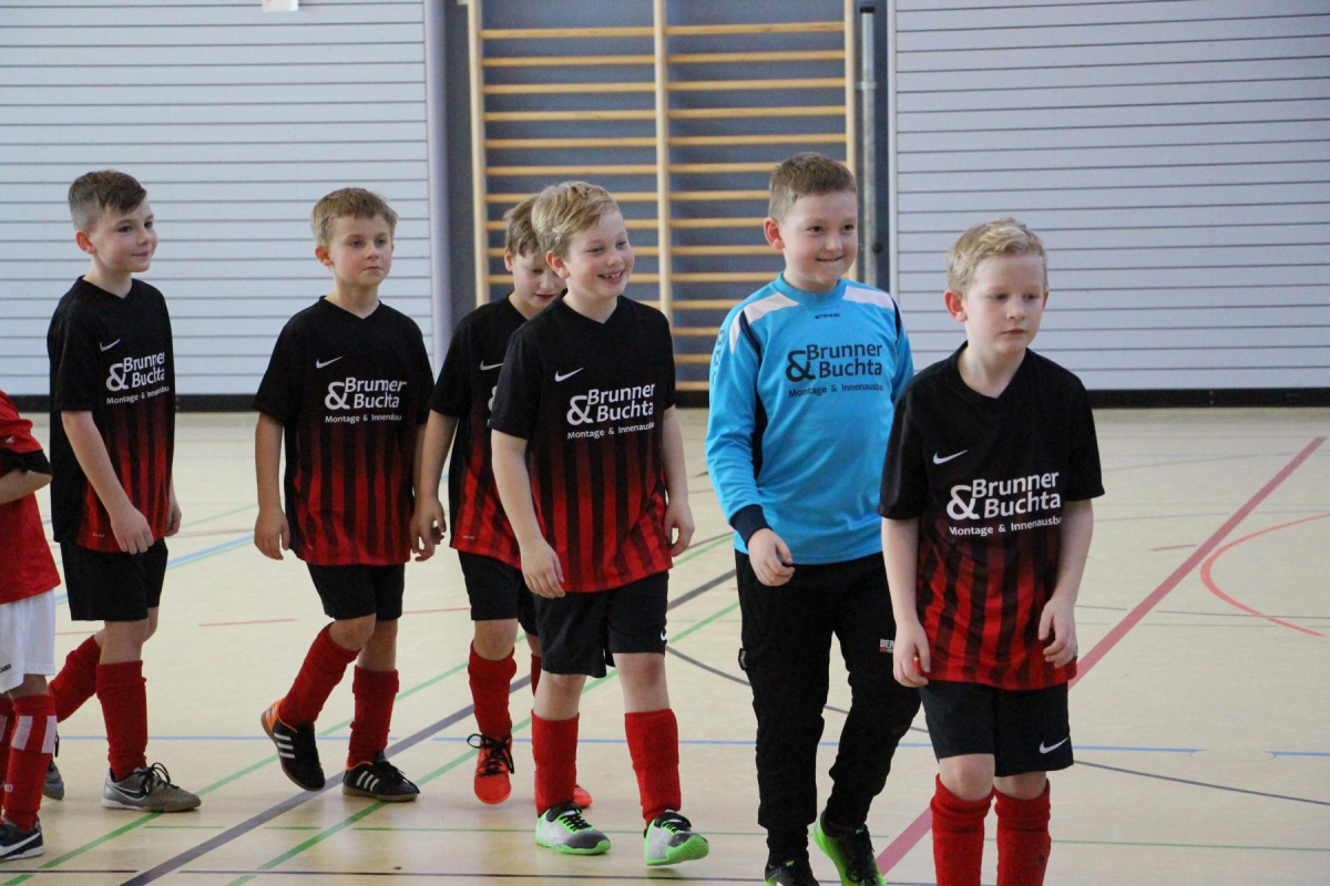 2. Aschinger Futsal-Cup der Junioren