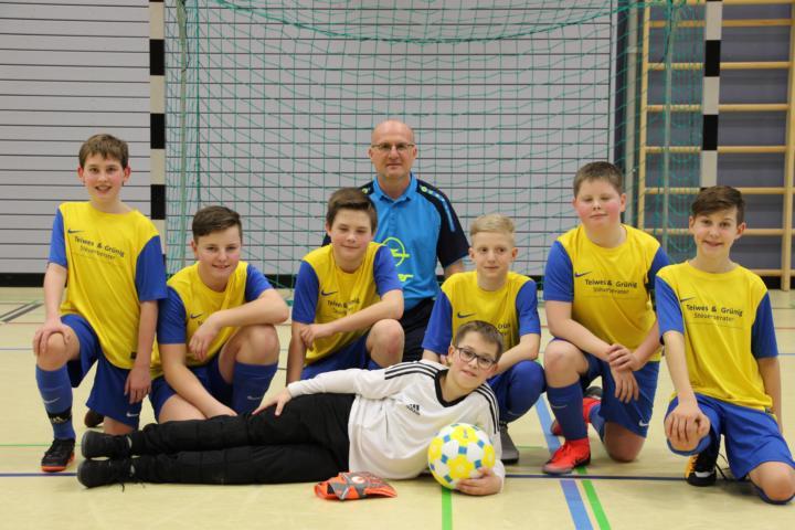 Futsal-Turnier 2019 D-Junioren