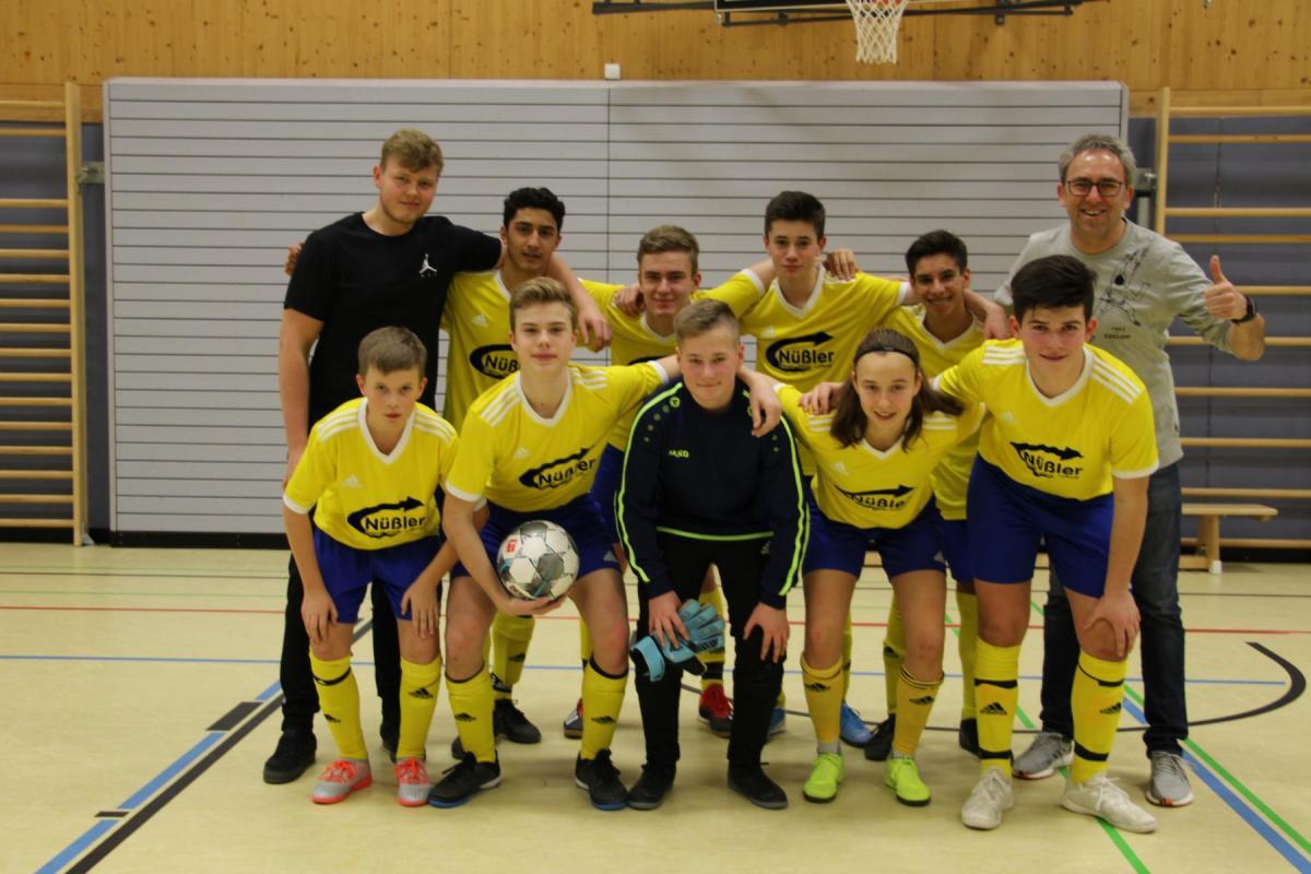 5. Aschinger Futsal-Turnier der Juioren