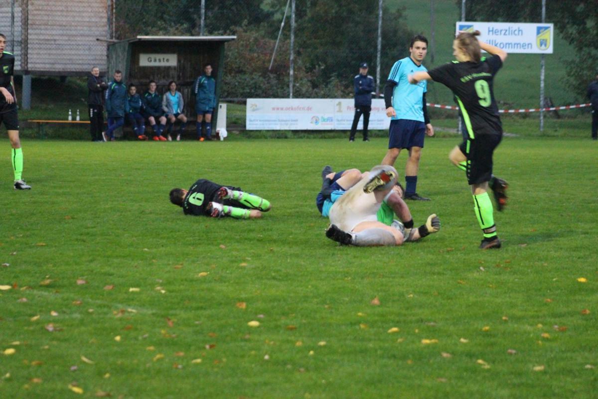 U19 Bezirksoberliga Niederbayern-West