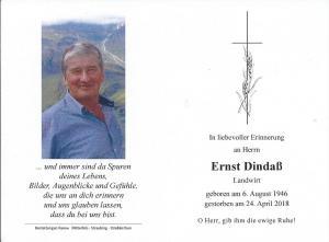 Ernst Dindass