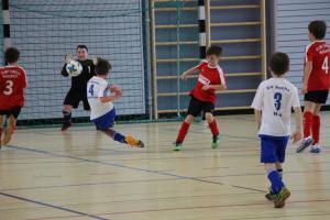 3. Aschinger Futsal-Cup in Mitterfelser Sporthalle