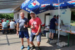Gemeindemeisterschaft/Vatertagsfeier Stockschützen