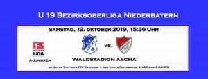 Vorlage Punktspiel A-Junioren Bezirksoberliga Kopie