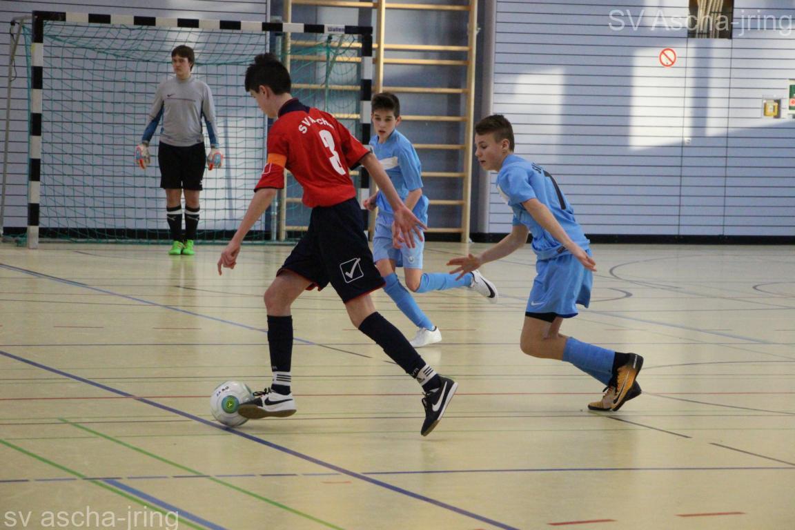 3. Aschinger Futsal-Cup 2018