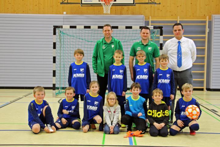 Futsal-Turnier 2019 F-Junioren