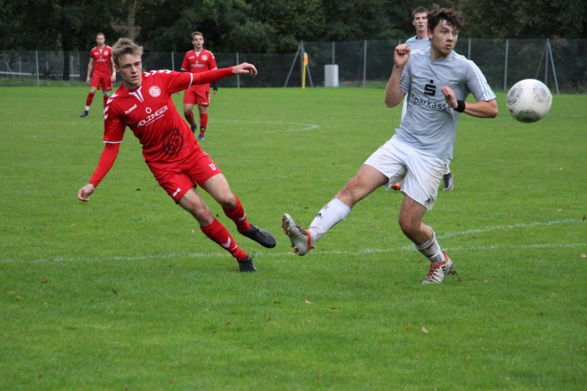 U19 A-Junioren Bezirksoberliga Ndb.