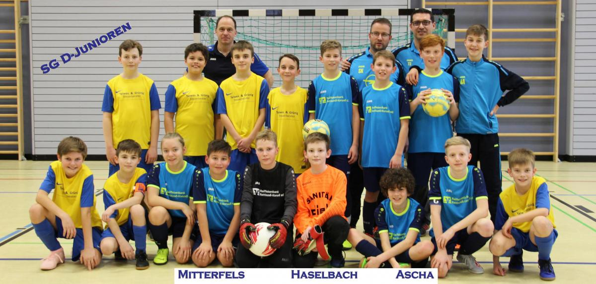 5.Aschinger Futsal-Cup der Junioren